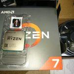 AMD Ryzenに移行してみた