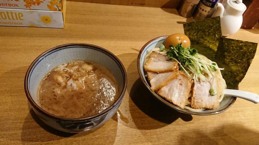 小岩 鼈 特製つけ麺