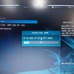 ASRock J4105-ITXのBIOSを1.00から1.30を経由して1.40にしてみた