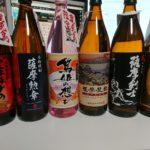 日置市の本格焼酎ふるさと鹿児島限定セット 小正醸造
