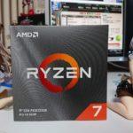 Ryzen 7 3700Xを購入しました