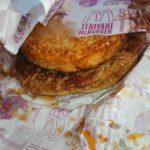 マクドナルドのごはんてりやきを食べてみた