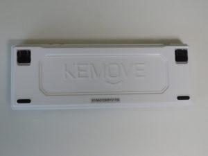 KEMOVE 61keyの背面