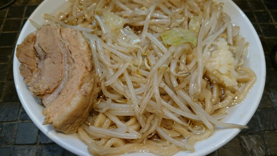 まぜそば(麺)マゼロー小岩店 ラーメン